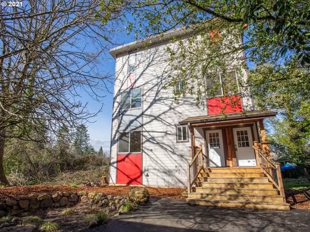 13805 SE Linden Ln, Milwaukie, OR 97222 (MLS #21066740) :: Duncan Real Estate Group
