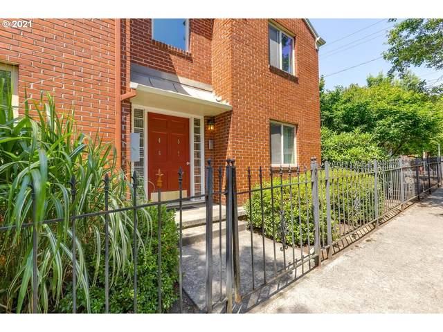2409 SE 51ST Ave #4, Portland, OR 97206 (MLS #21066811) :: Holdhusen Real Estate Group