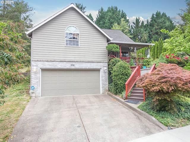 430 E Stonecreek Dr, La Center, WA 98629 (MLS #21067042) :: Fox Real Estate Group