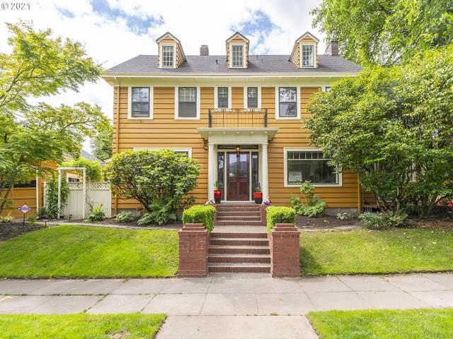 2510 NE Thompson St, Portland, OR 97212 (MLS #21067099) :: Real Tour Property Group