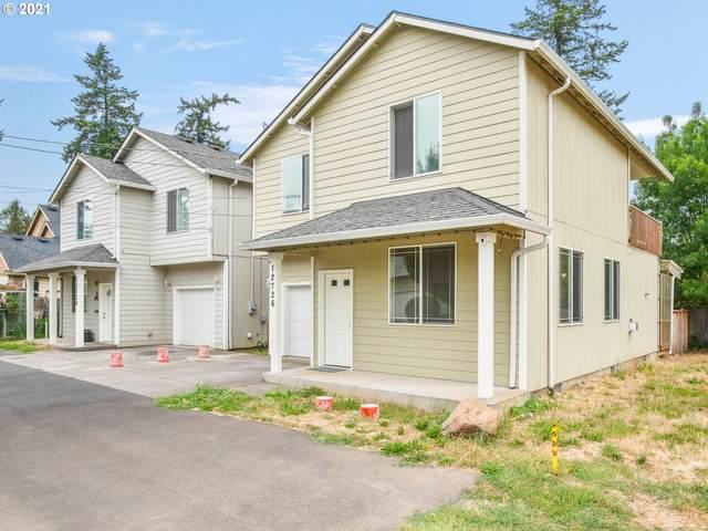 12724 SE Sherman St, Portland, OR 97233 (MLS #21067132) :: Lux Properties