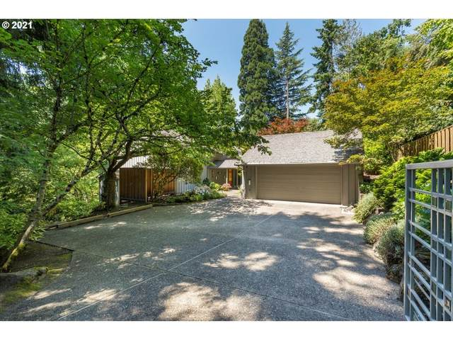 4205 SW Downs View Ct, Portland, OR 97221 (MLS #21067394) :: Gustavo Group