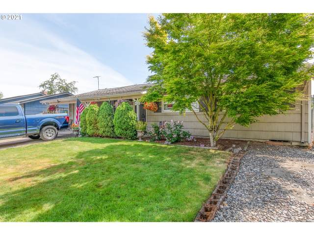 740 SE 180TH Ave, Portland, OR 97233 (MLS #21067424) :: The Pacific Group