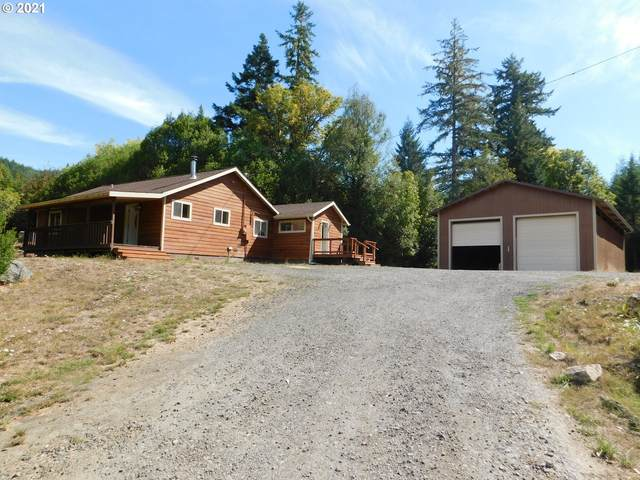 95141 Stagecoach Ln, Myrtle Point, OR 97458 (MLS #21067690) :: Fox Real Estate Group