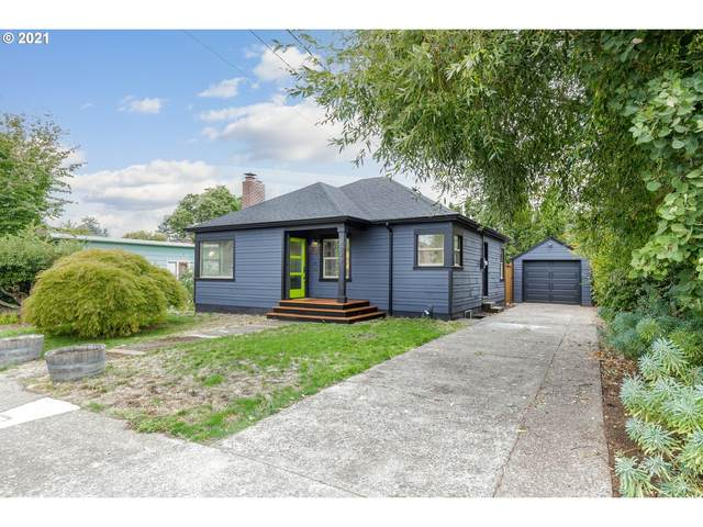 8049 SE Madison St, Portland, OR 97215 (MLS #21067854) :: Next Home Realty Connection