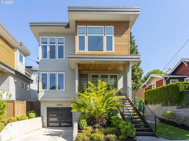 4005 SE Knapp St, Portland, OR 97202 (MLS #21068016) :: Premiere Property Group LLC