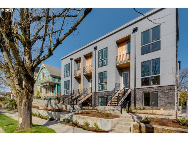 4124 N Michigan Ave A, Portland, OR 97217 (MLS #21068093) :: McKillion Real Estate Group