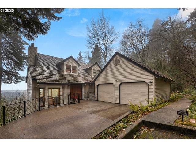 4605 SW 18TH Pl, Portland, OR 97239 (MLS #21068382) :: Duncan Real Estate Group