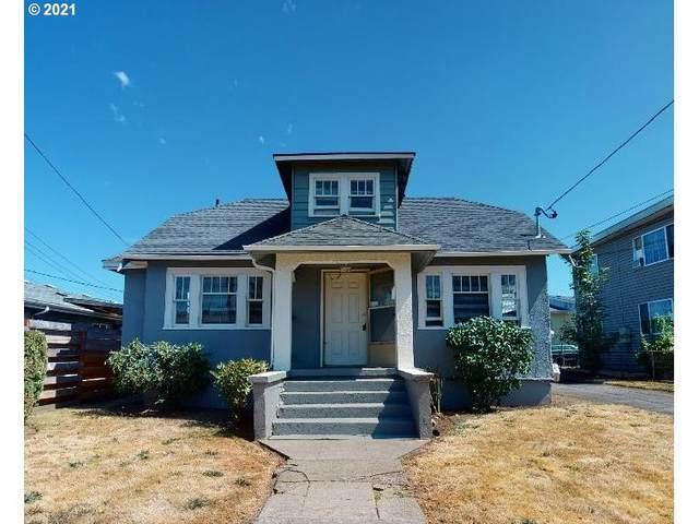 1124 NE 81ST Ave, Portland, OR 97213 (MLS #21068435) :: Song Real Estate