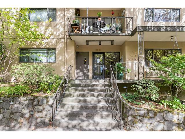 2021 SW Main St #63, Portland, OR 97205 (MLS #21068447) :: Real Tour Property Group