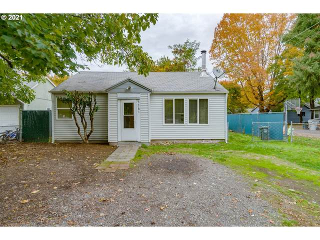 7761 SE Otty St, Milwaukie, OR 97222 (MLS #21068706) :: Real Estate by Wesley