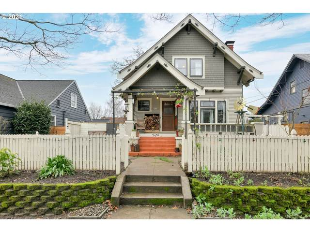 3913 N Longview Ave, Portland, OR 97227 (MLS #21069591) :: Townsend Jarvis Group Real Estate