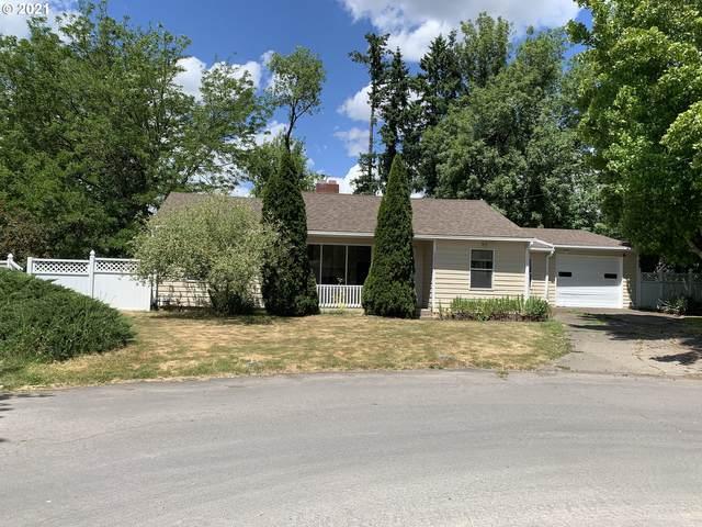 12579 SW Fairfield Ct, Beaverton, OR 97005 (MLS #21069629) :: McKillion Real Estate Group