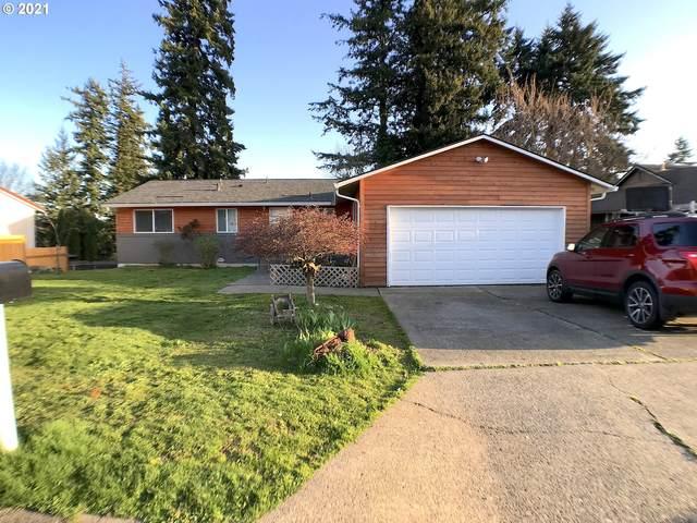 80 NE 22ND St, Gresham, OR 97030 (MLS #21069713) :: Lucido Global Portland Vancouver