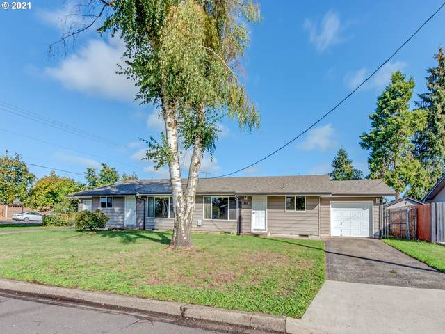 895 Nadine Ave, Eugene, OR 97404 (MLS #21069776) :: Oregon Farm & Home Brokers