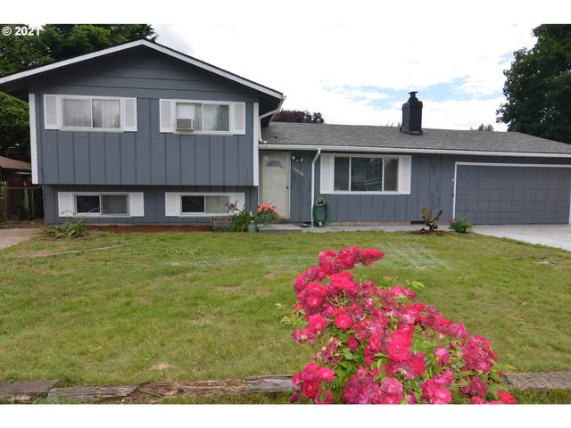 16430 SE Lafayette St, Portland, OR 97236 (MLS #21069938) :: Townsend Jarvis Group Real Estate