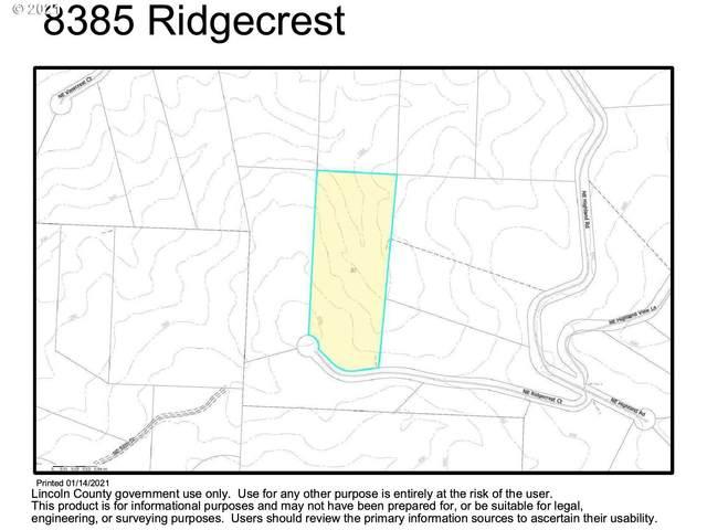 8385 NE Ridgecrest Ct, Lincoln City, OR 97367 (MLS #21070398) :: Premiere Property Group LLC