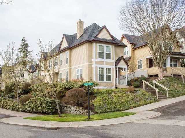 2303 NW Stimpson Ln, Portland, OR 97229 (MLS #21070399) :: The Pacific Group