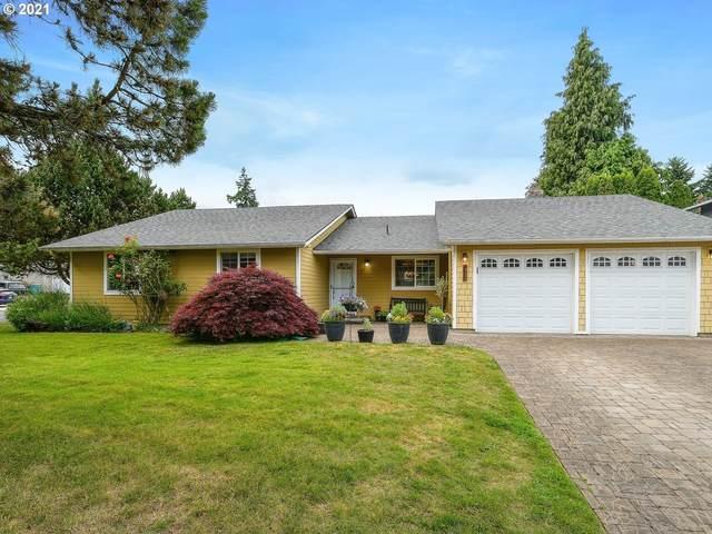4608 NE 113TH St, Vancouver, WA 98686 (MLS #21070424) :: Holdhusen Real Estate Group