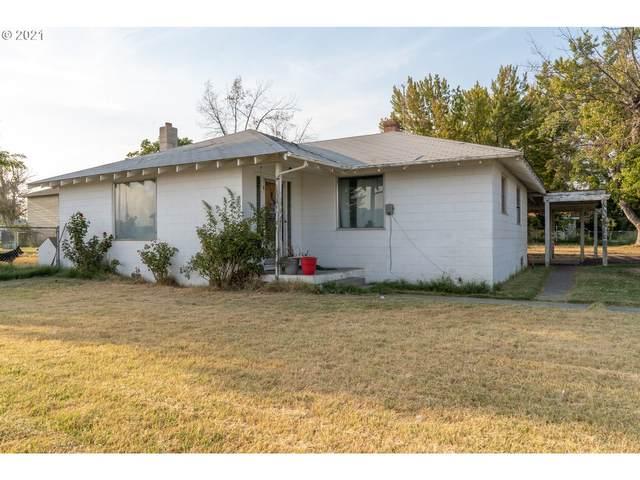 605 NE 3RD St, Hermiston, OR 97838 (MLS #21070470) :: Fox Real Estate Group