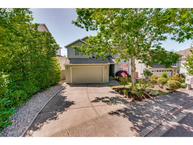 5429 NW Crady Ln, Portland, OR 97229 (MLS #21070753) :: The Pacific Group