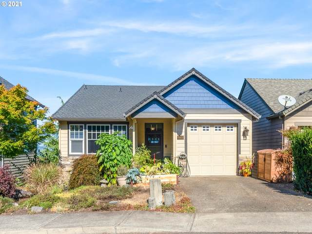 9068 SE Wyndham Way, Happy Valley, OR 97086 (MLS #21071059) :: Holdhusen Real Estate Group