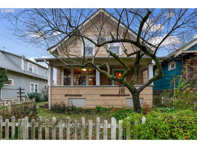 4632 NE 28TH Ave, Portland, OR 97211 (MLS #21071233) :: Fox Real Estate Group