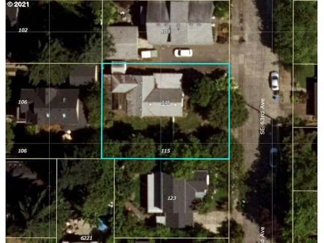 115 SE 63RD Ave, Portland, OR 97215 (MLS #21071315) :: Stellar Realty Northwest