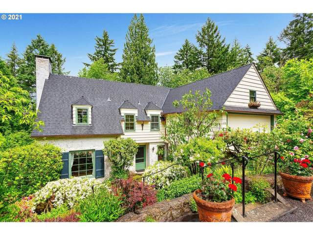 2700 SW English Ln, Portland, OR 97201 (MLS #21071377) :: Duncan Real Estate Group