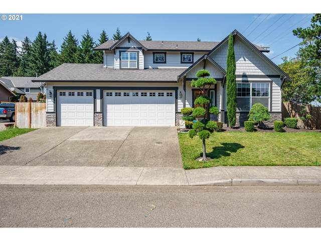 1468 NE 18TH Pl, Canby, OR 97013 (MLS #21071413) :: Beach Loop Realty