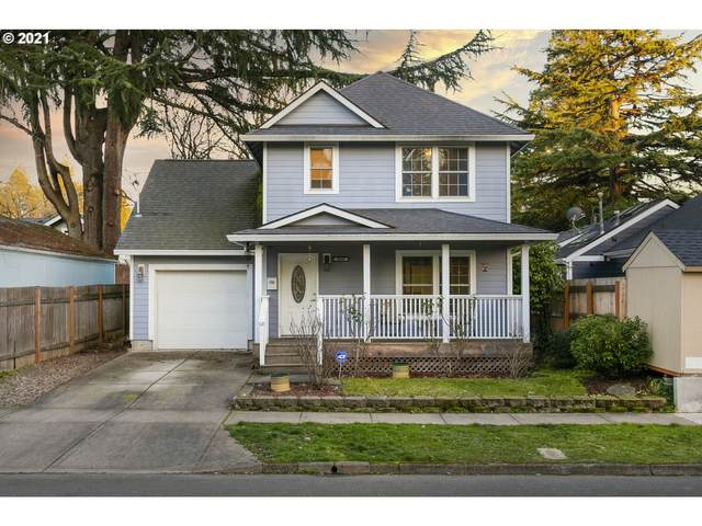 5060 SW Main Ave, Beaverton, OR 97005 (MLS #21071466) :: Premiere Property Group LLC