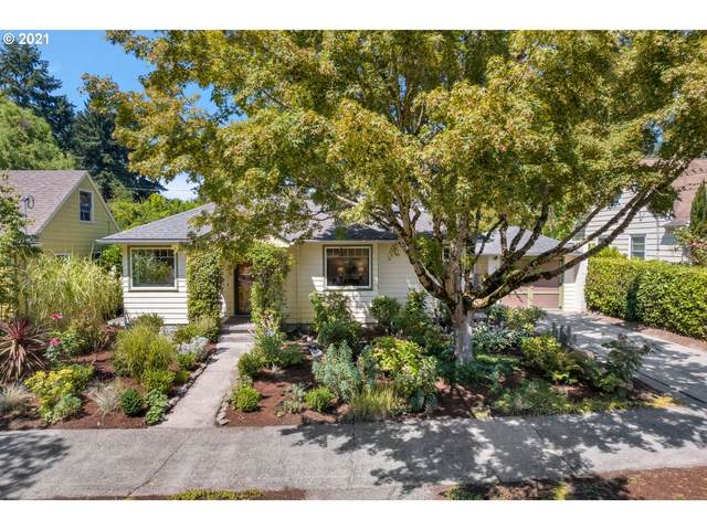 3705 SE Tibbetts St, Portland, OR 97202 (MLS #21071593) :: Next Home Realty Connection