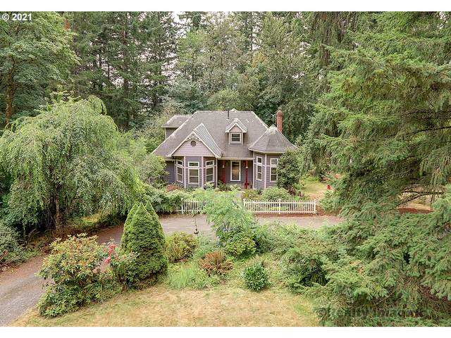 16720 SW High Hill Ln, Beaverton, OR 97007 (MLS #21071721) :: Cano Real Estate
