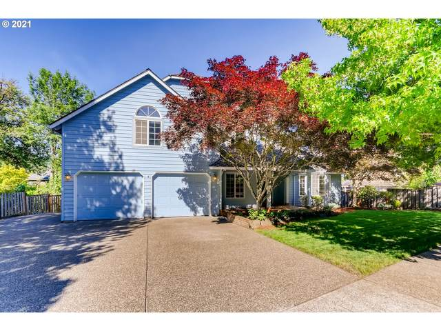 8815 SW Turquoise Loop, Beaverton, OR 97007 (MLS #21071832) :: Next Home Realty Connection