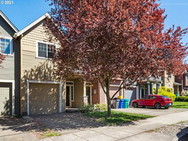 9741 N Jersey St, Portland, OR 97203 (MLS #21071940) :: Townsend Jarvis Group Real Estate