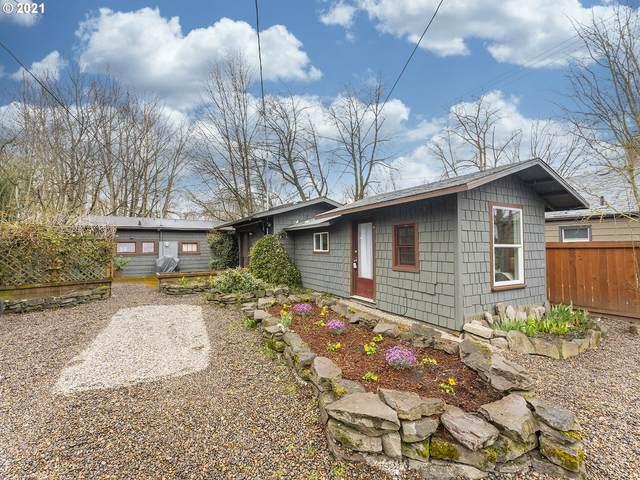 9833 N Clarendon Ave, Portland, OR 97203 (MLS #21072031) :: Holdhusen Real Estate Group