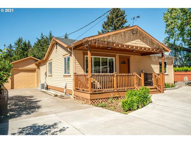 13835 SE Powell Blvd, Portland, OR 97236 (MLS #21072058) :: Song Real Estate