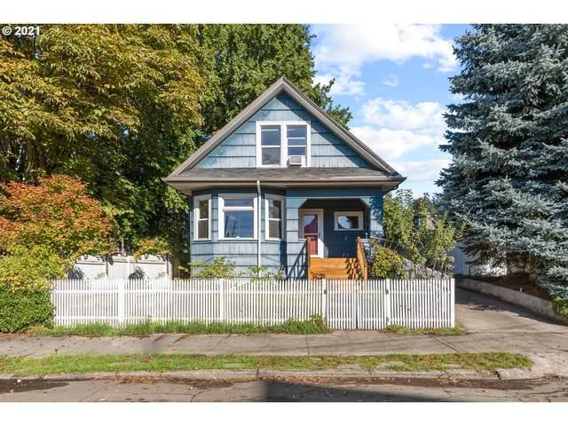 125 N Blandena St, Portland, OR 97217 (MLS #21072139) :: Lux Properties