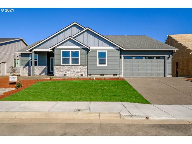 5252 Ava St SE, Turner, OR 97392 (MLS #21072233) :: Lux Properties