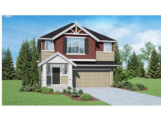 851 Ben Brown Ln, Woodburn, OR 97071 (MLS #21072328) :: Fox Real Estate Group