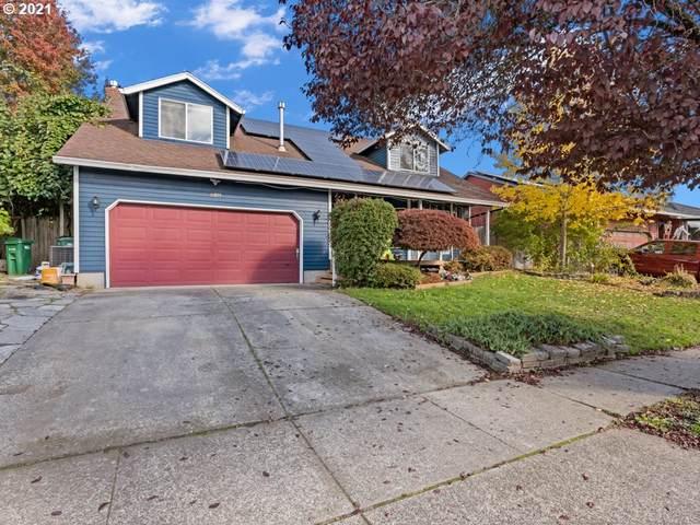 12875 SW Carr St, Beaverton, OR 97008 (MLS #21072589) :: Brantley Christianson Real Estate