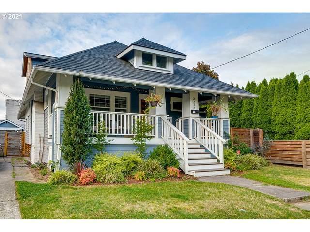 3328 NE Schuyler St, Portland, OR 97212 (MLS #21072650) :: Song Real Estate