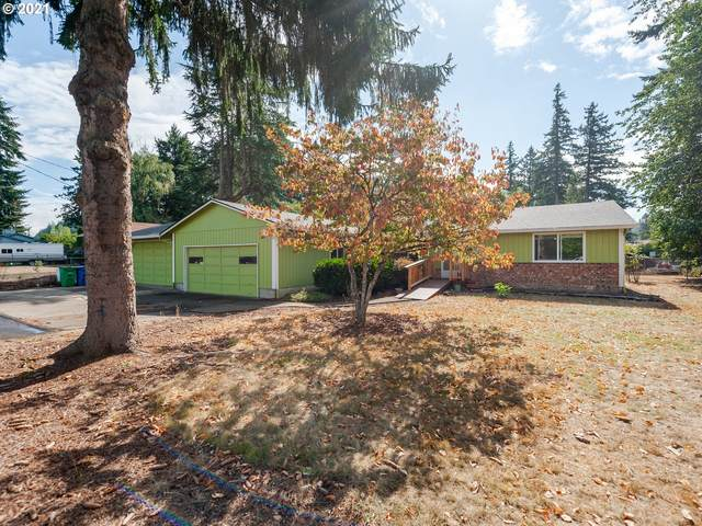 14014 SE Knight St, Portland, OR 97236 (MLS #21072713) :: Premiere Property Group LLC