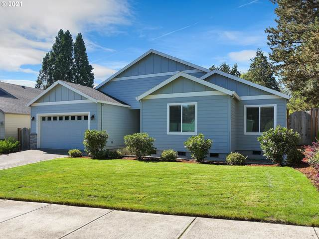 7713 SW 82ND Ave, Portland, OR 97223 (MLS #21072876) :: Townsend Jarvis Group Real Estate
