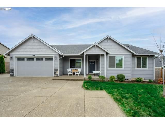 488 E Lincoln St, Carlton, OR 97111 (MLS #21072955) :: Cano Real Estate