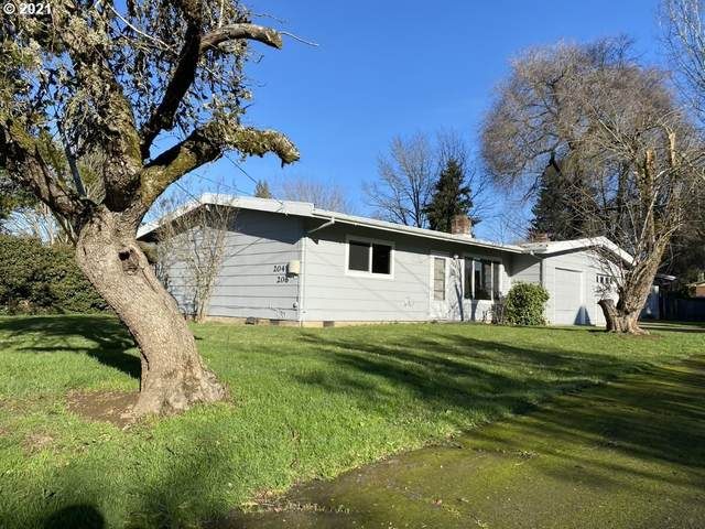 204 NE 12TH Ave, Hillsboro, OR 97124 (MLS #21073077) :: Brantley Christianson Real Estate
