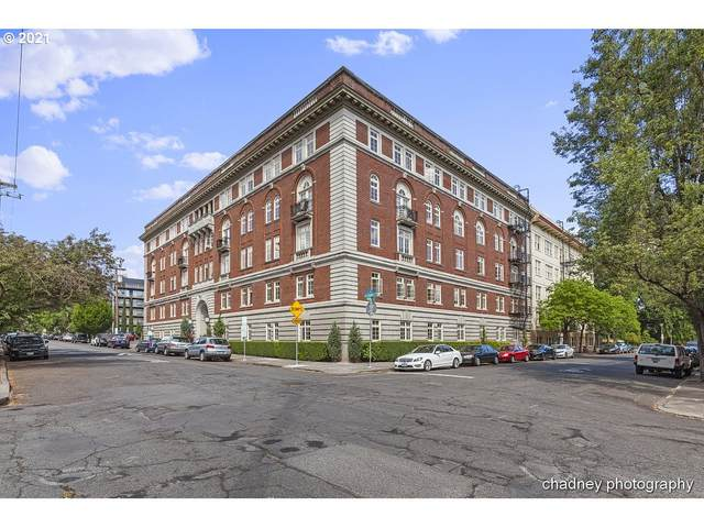 2015 NW Flanders St #202, Portland, OR 97209 (MLS #21073264) :: RE/MAX Integrity