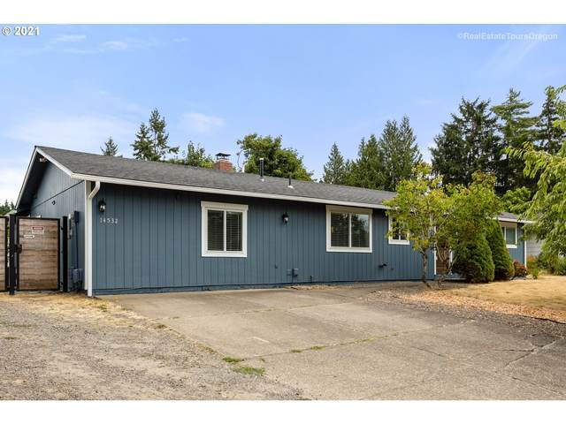 14532 SE Wy East Ave, Damascus, OR 97089 (MLS #21073417) :: Beach Loop Realty