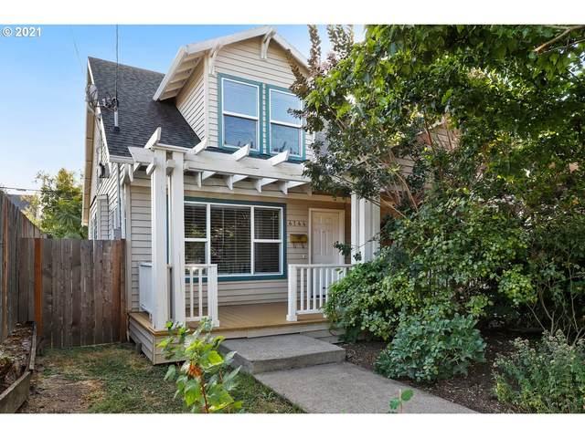 4144 N Commercial Ave, Portland, OR 97217 (MLS #21073773) :: Keller Williams Portland Central