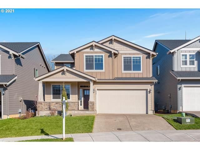 6307 N 88TH Ave, Camas, WA 98607 (MLS #21073810) :: Brantley Christianson Real Estate